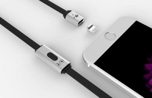 Mıknatıslı Şarj Kablosu: MagCable