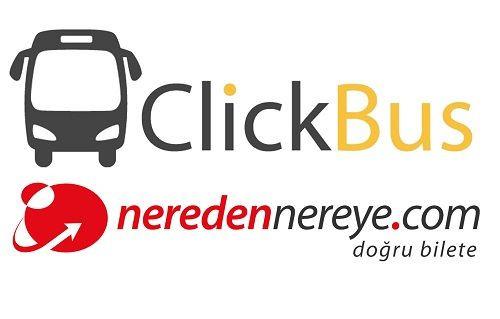 ClickBus ile NeredenNereye.com güçlerini birleştirdi!