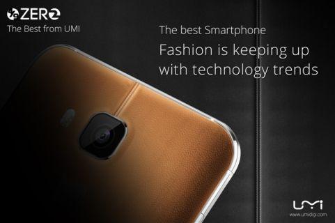 Galaxy S6, iPhone 6 ve LG G4 karışımı telefon: UMi Zero 2!