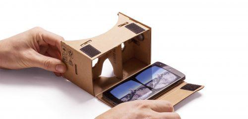 Google, Cardboard ismini kullanan uygulamaları kaldırıyor