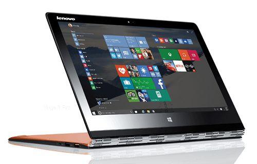 Lenovo yeni bilgisayarı Yoga 900'ü duyurdu