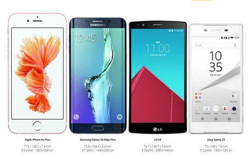 LG G4-iPhone 6S Plus-Xperia Z5-Galaxy Edge+: Fotoğraf ve video karşılaştırma