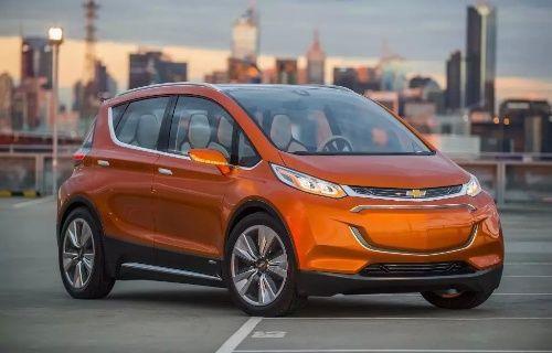 LG ve GM, Chevrolet Bolt elektrikli araba üzerinde çalışıyor!