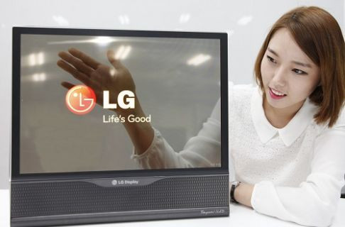 LG teknolojisi geleceği evinize getiriyor!