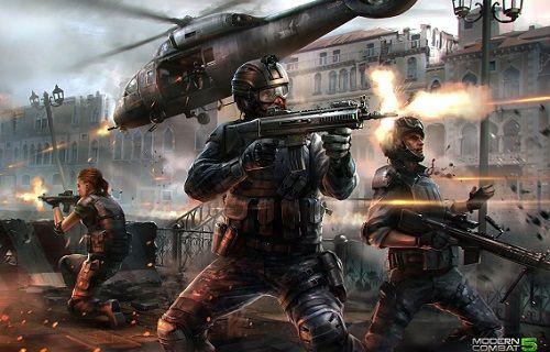 ''Modern Combat 5: Blackout'' sonbahar güncellemesi yayınlandı