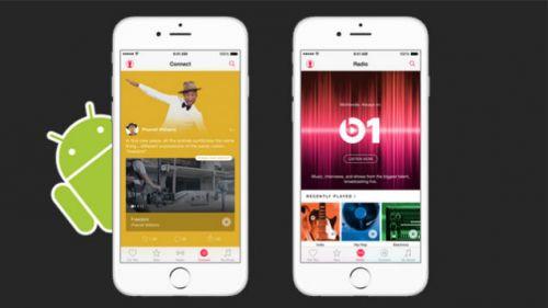 Apple Music'in Android Uygulaması Sızdı