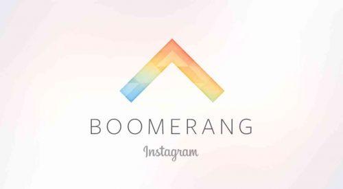 1 Saniyelik Video Çeken Uygulama: Boomerang