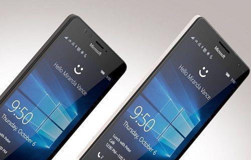 Microsoft Lumia 950 XL ve Lumia 950'nin fiyatlarını düşürdü