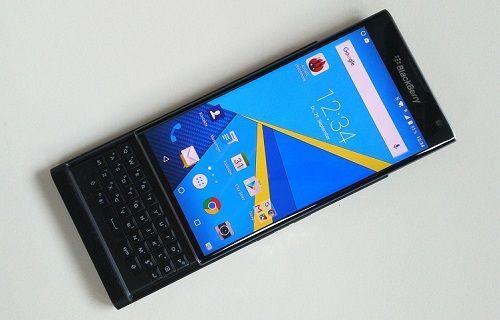 İşte BlackBerry Priv'in Avrupa fiyatı