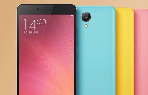 Xiaomi bu defa Redmi Note 2 Pro'yu hazırlıyor