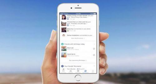 Yeni Facebook Bildirim Ekranını Çok Seveceksiniz