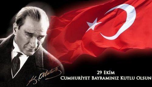 29 Ekim Cumhuriyet Bayramı'na özel Doodle!