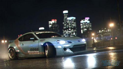 Need For Speed'in Videosu Yayınlandı