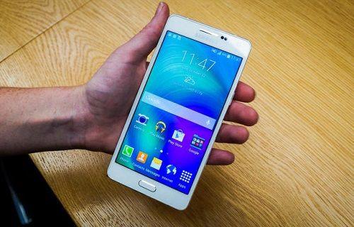 İkinci nesil Samsung Galaxy A5'in özellikleri kriter testinde ortaya çıktı