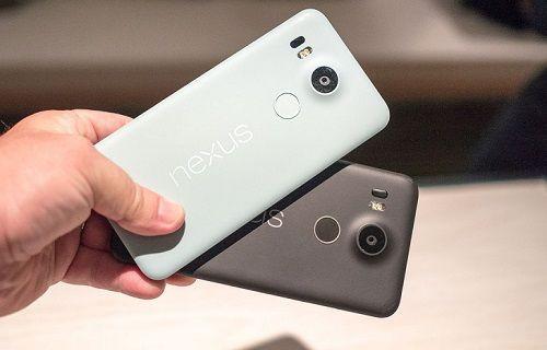 LG Nexus 5X Avrupa'da satışa sunuldu