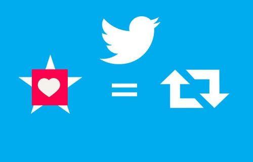 Twitter'da radikal değişim: Favori butonu gitti beğen butonu geldi