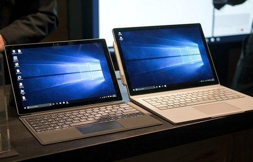 Microsoft, Surface Book veSurface Pro 4'teki ekran titreme sorununu giderdi