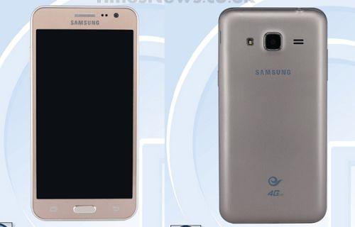 Bu defa Samsung Galaxy J3'ün fotoğrafları sızdı