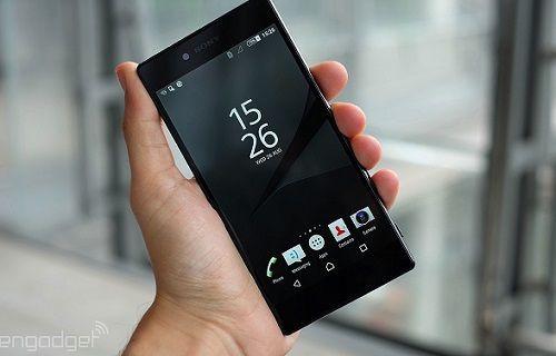 Xperia Z5 Premium ilk güncellemesini aldı