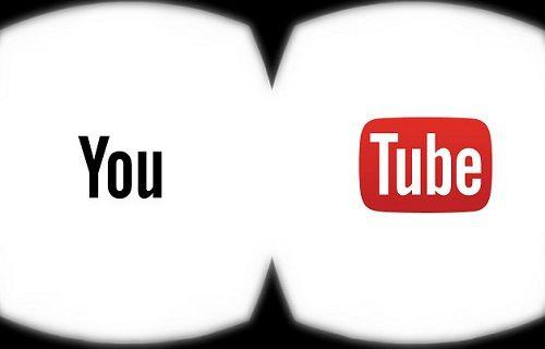 YouTube videoları VR (sanal gerçeklik) desteği kazandı