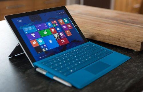 Surface Pro 4 için yeni bir televizyon reklamı yayınladı