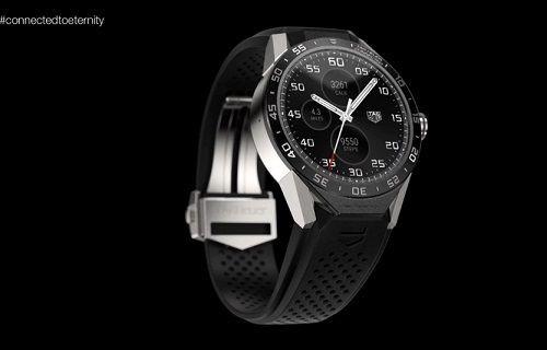 TAG Heuer beklenen lüks akıllı saatini duyurdu