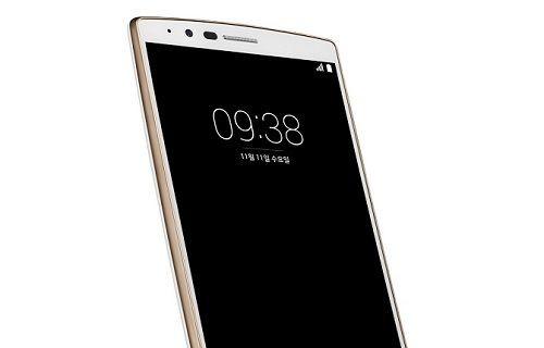 LG G4 yeni bir görünüme kavuştu: LG G4 White Gold Edition