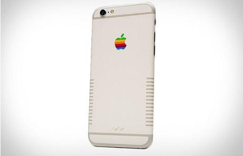 Apple II formatında iPhone 6S kullanmak ister misiniz?