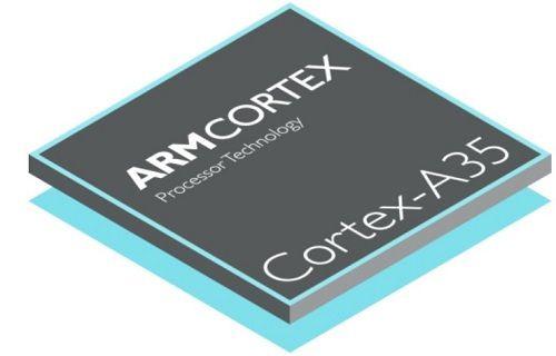 ARM'ın yeni CPU çekirdeği Cortex-A35 pil sürelerini uzatacak