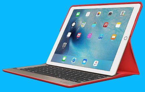 Logitech'ten iPad Pro'ya özel klavye