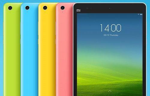 Xiaomi Mi Pad 2'de Intel işlemci kullanılacak