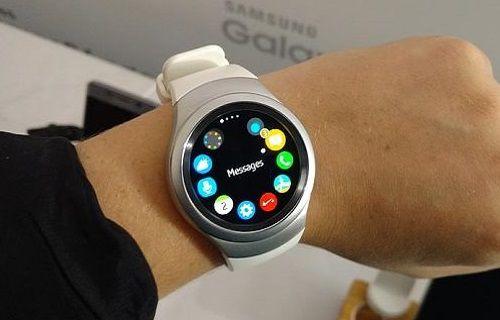 Samsung Gear S2'ye iOS desteği geliyor