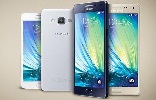 İkinci nesil Galaxy A5 ve Galaxy A7 bir kez daha ortaya çıktı