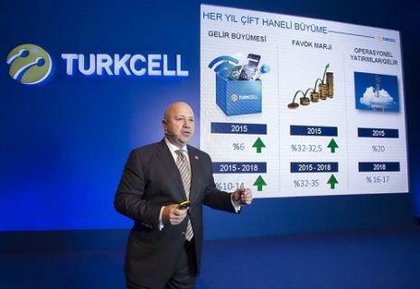 Turkcell 3 yılda telekomünikasyon pazarının lideri olacak!
