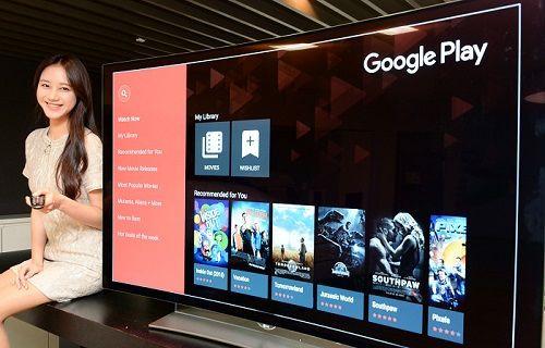 LG Smart TV'lerde Google Play Movies ve TV servisleri kullanılabilecek