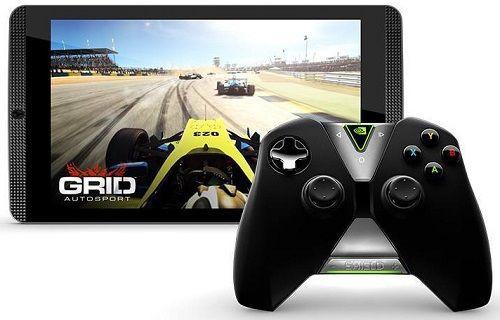 NVIDIA Shield Tablet daha uygun fiyatıyla bir kez daha sahnede
