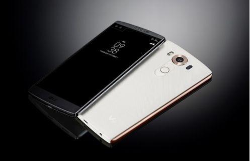 Yeni LG V10, görücüye çıktı!