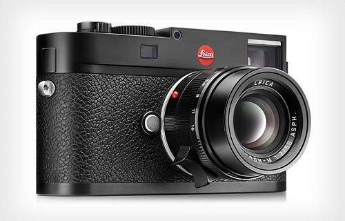 Leica'dan giriş seviyesi fotoğraf makinesi: Leica M Typ 262
