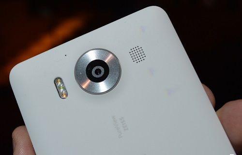 Lumia 950: Birkaç kamera örneği