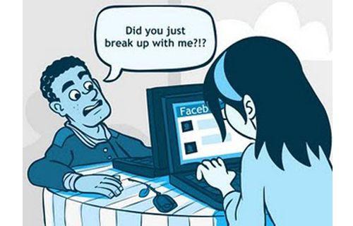 Facebook İlişkilere de Karışmaya Başlıyor