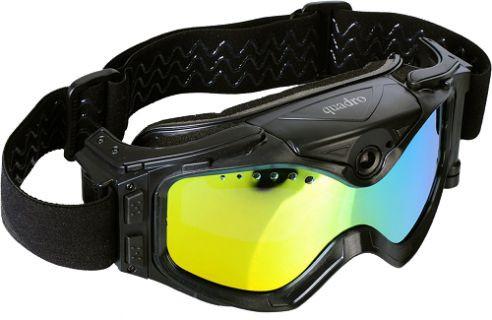 Quadro, kayak gözlüğü Smart Goggles 2HD tanıttı!