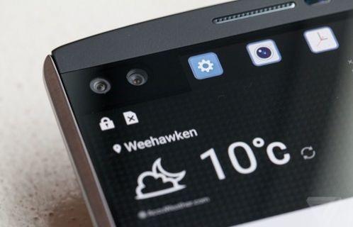 Çift ekran özellikli 6 modern akıllı telefon