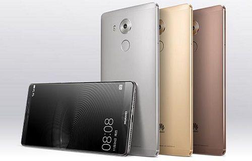 Huawei Mate 8'in resmi görüntüleri yayınlandı