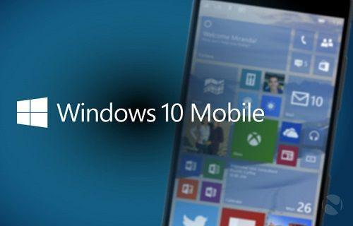 Windows 10 Mobile kullanım oranı açıklandı