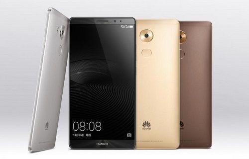 Huawei Mate 8: İlk canlı görüntüler ve fiyat