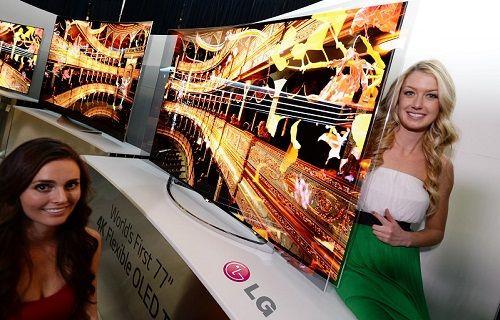LG'den OLED ekran teknolojisine dev yatırım