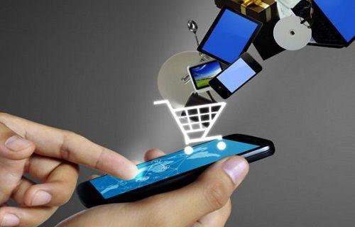 Mobil online alışverişlere iOS damga vurdu