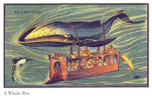 İşte 1800'lerin sonlarında yaşayan sanatçıların 2000 yılı hayalleri!