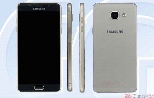 İkinci nesil Galaxy A5'in görüntüsü ve özellikleri