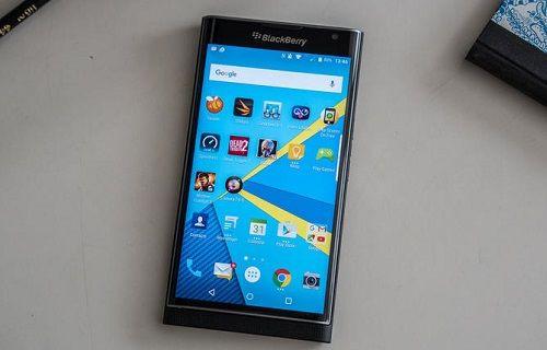 BlackBerry Priv için kapsamlı bir güncelleme yayınlandı